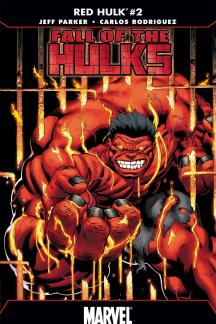 Fall of the Hulks: Red Hulk #2