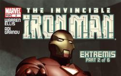 Iron Man (2004) #2