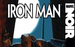 Iron Man Noir (2010) #1