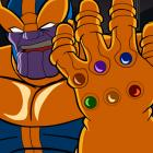 Thanos from The Super Hero Squad Show