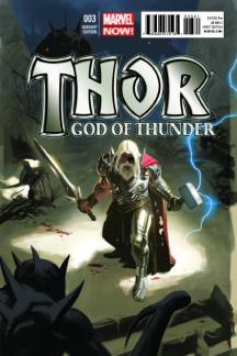 Thor: God of Thunder #3  (Acuna Variant)