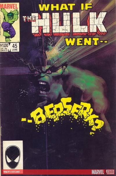 What If? (1977) #45 cover
