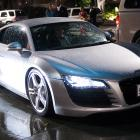 Tony Stark's Audi R8 Coupe from Marvel's Iron Man
