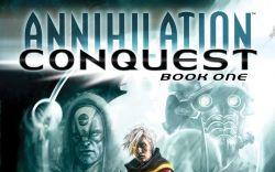 Annihilation: Conquest Book 1 (2008) HC
