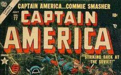 Captain America (1941) #77 cover