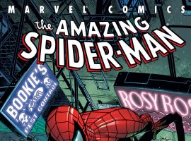 Amazing Spider-Man (1999) #40 Cover