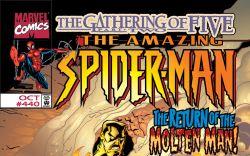 Amazing Spider-Man (1963) #440 Cover