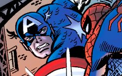 Follow the History of Captain America Pt. 7