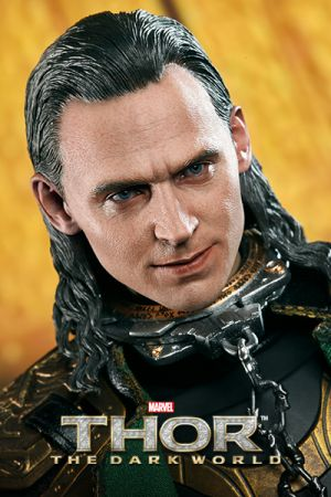 Thor: The Dark World: Loki Collectible Figure