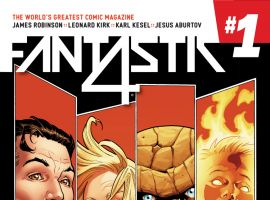 FANTASTIC FOUR 1 (ANMN, WITH DIGITAL CODE)