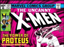 Uncanny X-Men (1963) #127 Cover