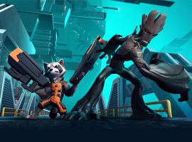 Disney Infinity: Marvel Super Heroes Countdown - Guardians of the Galaxy