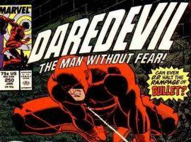 Daredevil #250 cover