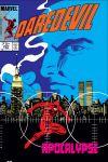 cover to Daredevil (1964) #227