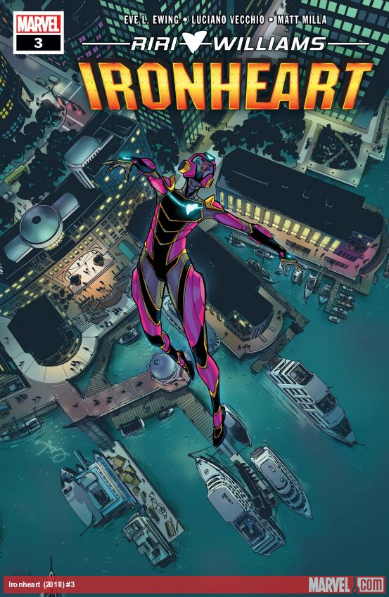 Ironheart (2018) #3