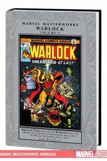 Marvel Masterworks: Warlock Vol. 2 (Hardcover)