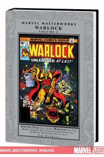 Marvel Masterworks: Warlock Vol. 2 (Hardcover)
