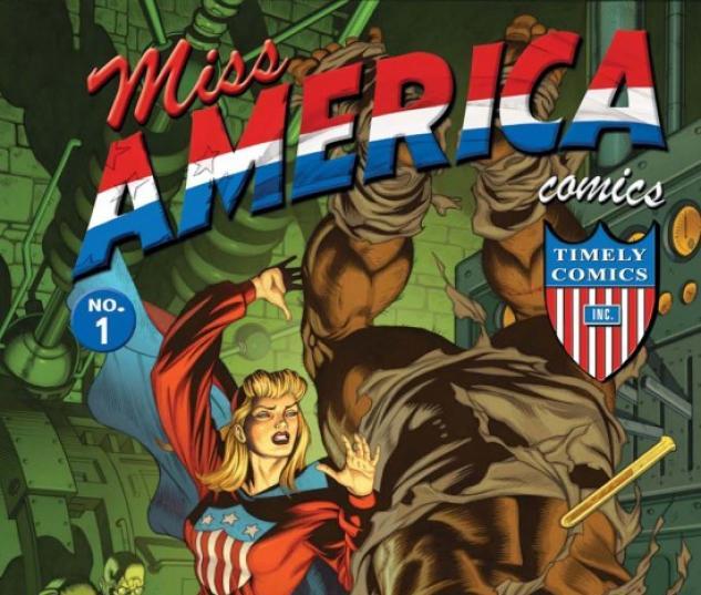 MISS AMERICA COMICS 70TH ANNIVERSARY SPECIAL #1