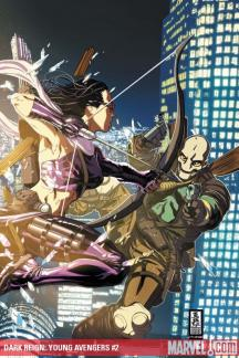 Dark Reign: Young Avengers (2009) #2