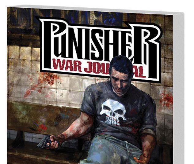 PUNISHER WAR JOURNAL VOL. 4: JIGSAW #1