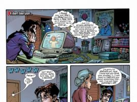 MARVEL ADVENTURES SPIDER-MAN #46, page 6