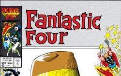 FANTASTIC FOUR #296