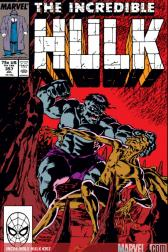 Incredible Hulk #357
