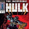 INCREDIBLE HULK #357 COVER