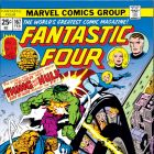 FANTASTIC FOUR #167