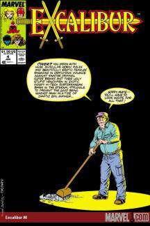 Excalibur (1988) #4