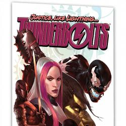 THUNDERBOLTS BY WARREN ELLIS VOL. 1: FAITH IN MONSTERS #0