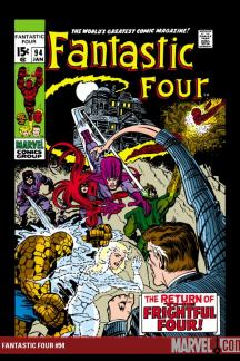 Fantastic Four (1961) #94