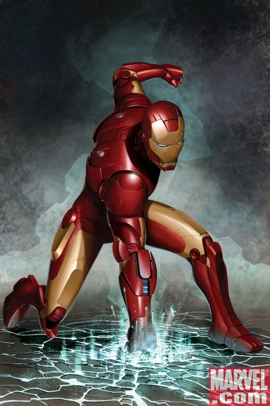Iron Man promo photo