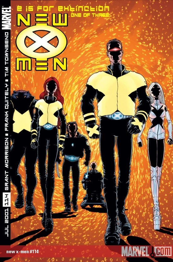 New X-Men (2001) #114