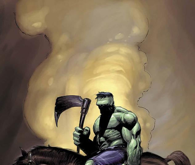 INCREDIBLE HULK (2007) #81 COVER