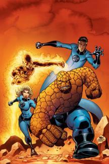 Fantastic Four #509