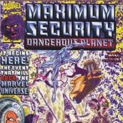 Maximum Security: Dangerous Planet (2000)