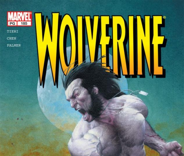 Wolverine #185
