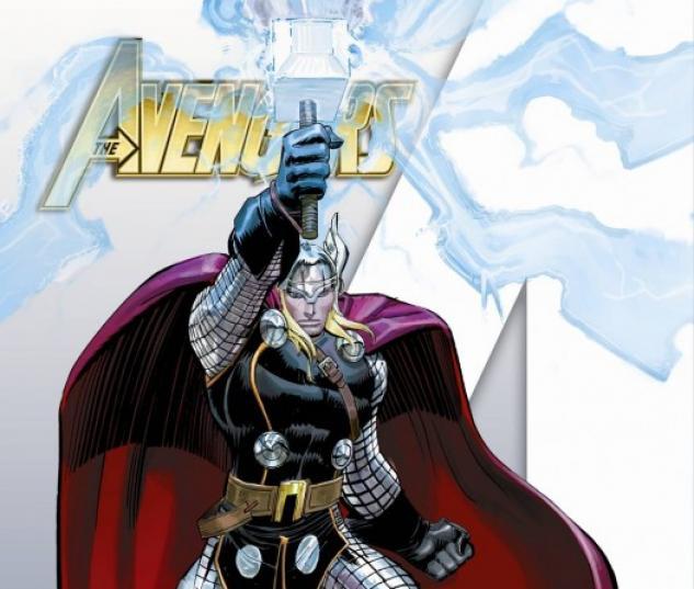 Avengers (2010) #5 (ROMITA JR. VARIANT)