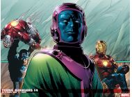 Young Avengers (2005) #4 Wallpaper