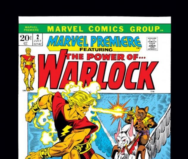 Marvel Premiere #2