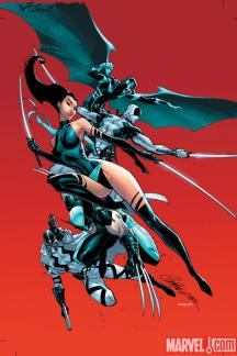 Uncanny X-Force (2010) #1 (CAMPBELL VARIANT)