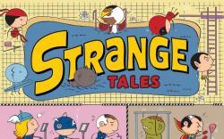 Strange Tales II (2010) #3