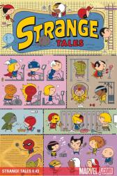 Strange Tales II #3 