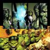Image Featuring Hulk, She-Hulk (Jennifer Walters)