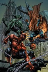 Spider-Island: Emergence of Evil - Jackal &amp; Hobgoblin #1 