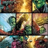 The Avengers: Kree-Skrull War art by Fabio Jansen, Belardino Bardo &amp; Rachelle Rosenberg