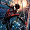 Ultimate Comics Spider-Man (2011) #1 variant cover by Sara Pichelli