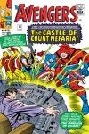 Avengers (1963) #13 cover