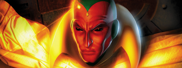 Earth's Mightiest Costumes: The Vision